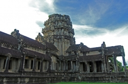 A Section at Angkor Wat