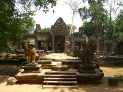 Angkor Thom - North of Angkor Wat
