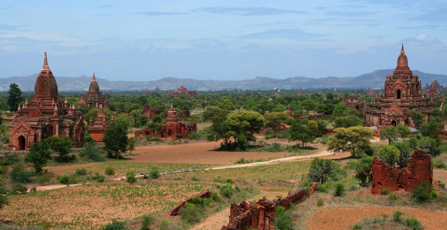 Bagan Temples Pagodas Pictures Amp Photos