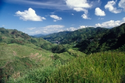 Clear Day at Banaue Rice Terraces