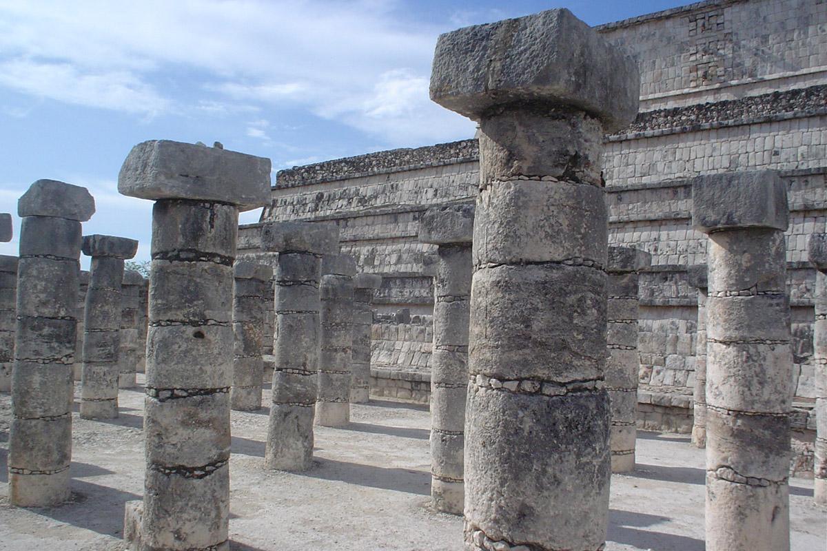 Very interesting Maya site - Coba Mayan Traditions