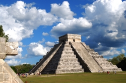 Main Temple at Chichen Itza