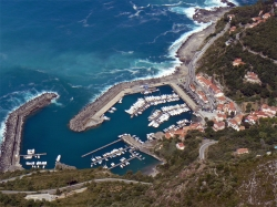 Maratea Port - Taken From Christ The Redeemer