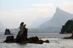 The Sea and Corcovado