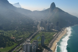 Closer Look of Rio and Sugarloaf Mountain