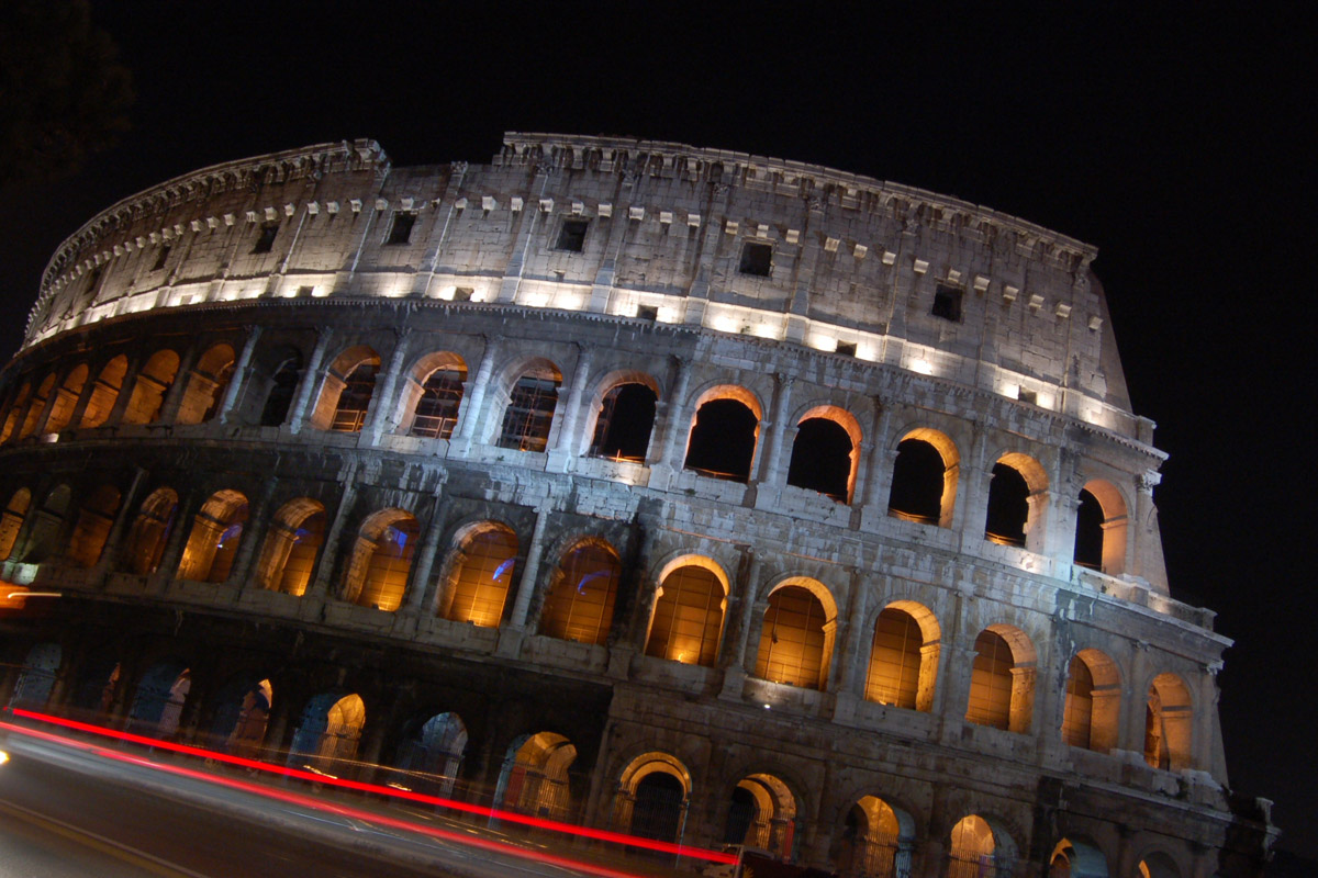 Must see Wallpaper Night Colosseum - the-colosseum-at-night  Photograph.jpg