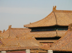 City roofs of the Palace