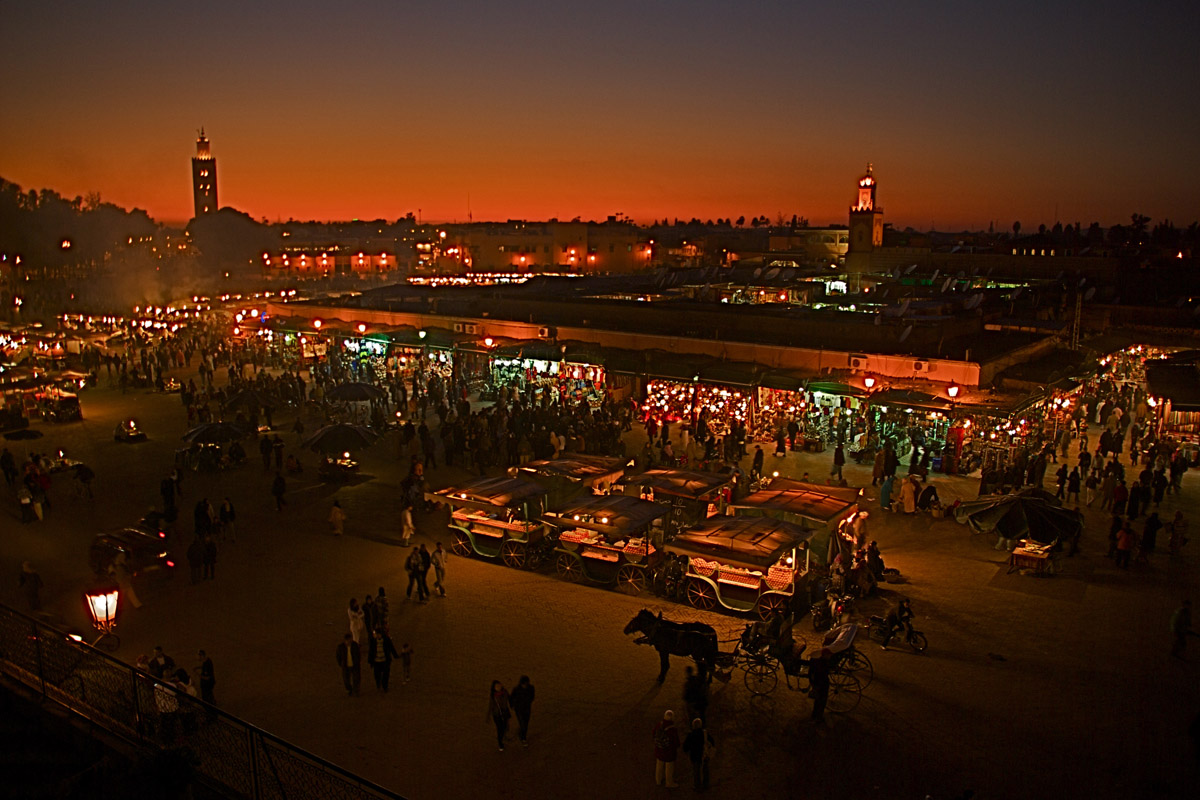 Marrakech Morocco  city images : Proficient Language Centre Morocco Winter Package
