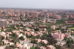 City View of Marrakesh