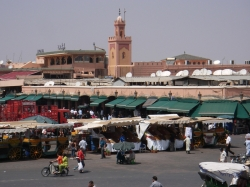 Another View of Marrakech