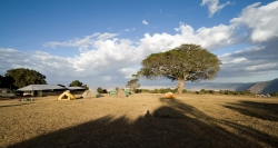 View From Simba Camp Site