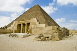 Khufu (Cheops) Pyramid Up Close
