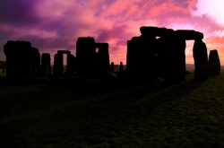 Stonehenge Image - Unknown Camer Settings