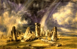John Constable Stonehenge