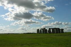 Looking at Stonhenge From a Distance