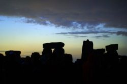 24,000 People at Stonehenge on Summer Solstice