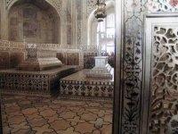 Cenotaphs Interior of Taj
