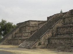 Platform Along the Valley of the Dead
