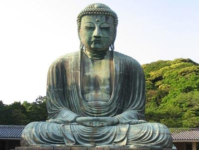 Daibutsu - Great Buddha