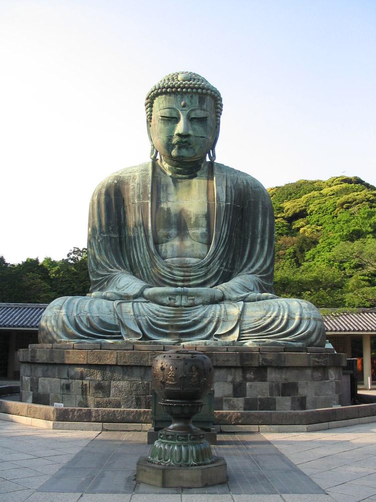 Daibutsu - Great Buddha of Kamakura Picture & Facts - Kanagawa,