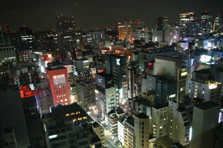 Ginza Overview