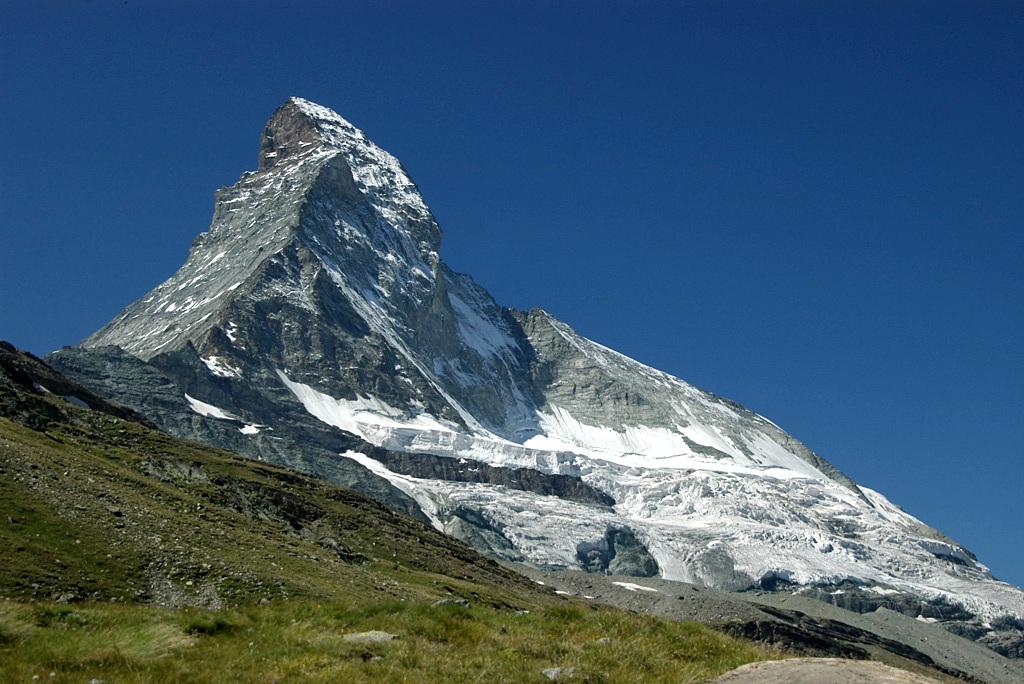 Matterhorn, lies within the