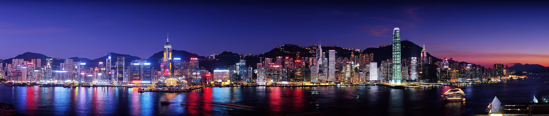 victoria harbor pictures history facts hong kong. Black Bedroom Furniture Sets. Home Design Ideas
