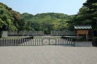 Nintoku Tomb Front Gate