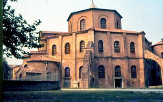 San Vitale Basilica