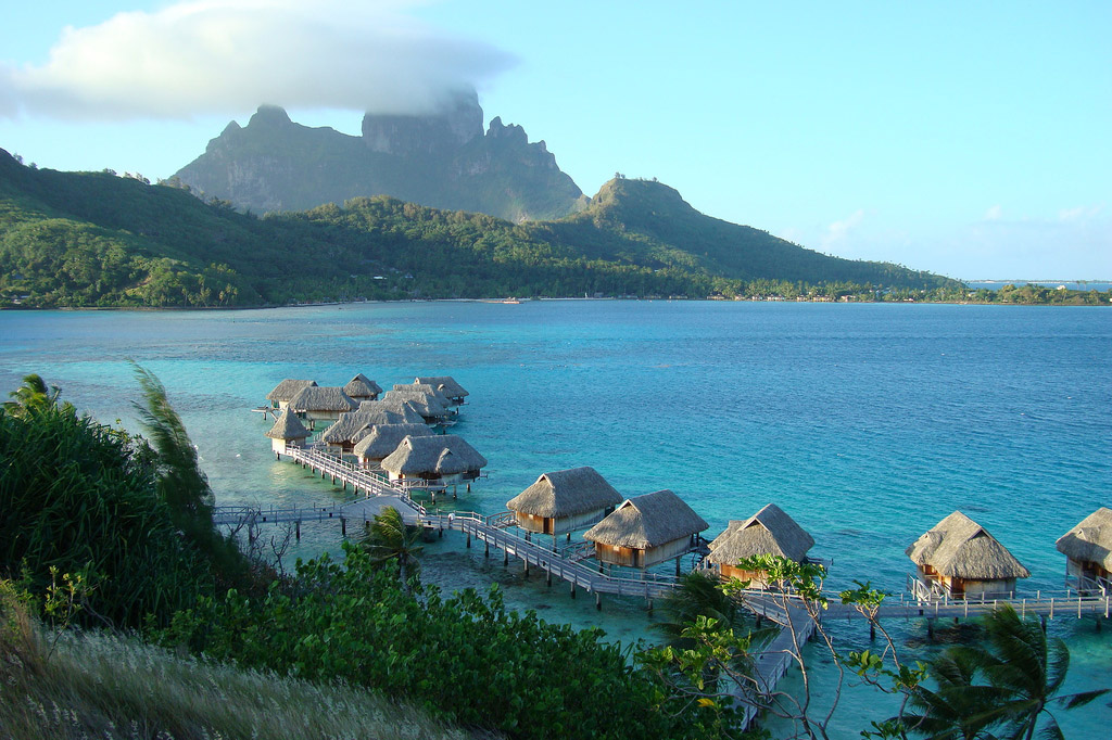 Bora Bora Pictures Photos Facts Leeward Islands