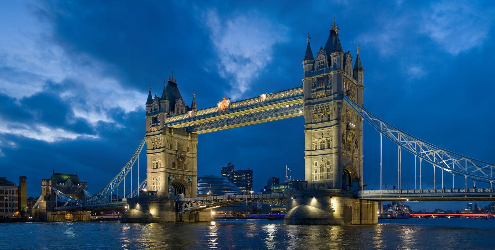 Image result for Tower Bridge, London, England