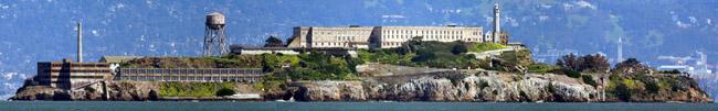 Alcatraz Island Panorama