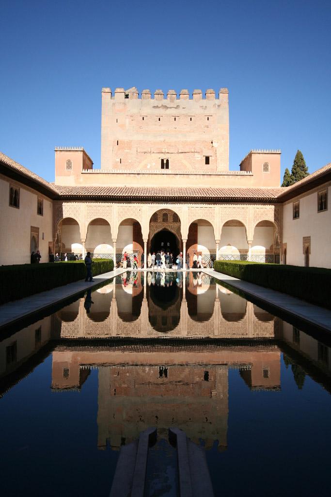 Alhambra Palace History, Location - Granada,