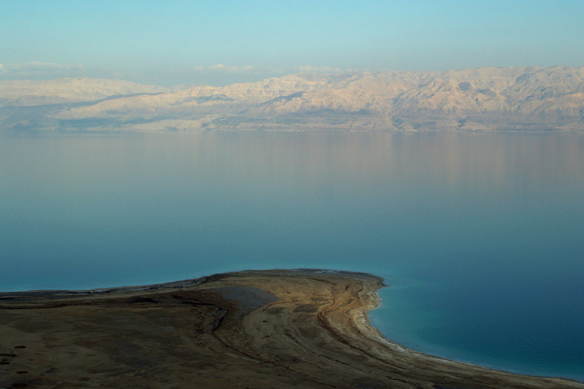 The Dead Sea History, Facts & Location - Jordan &