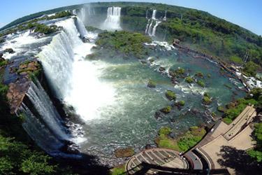 Iguazu Falls Tourists Complex