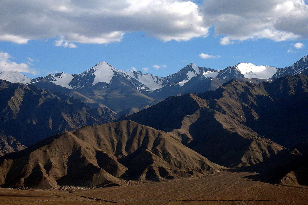Ladakh and Its Mountai...
