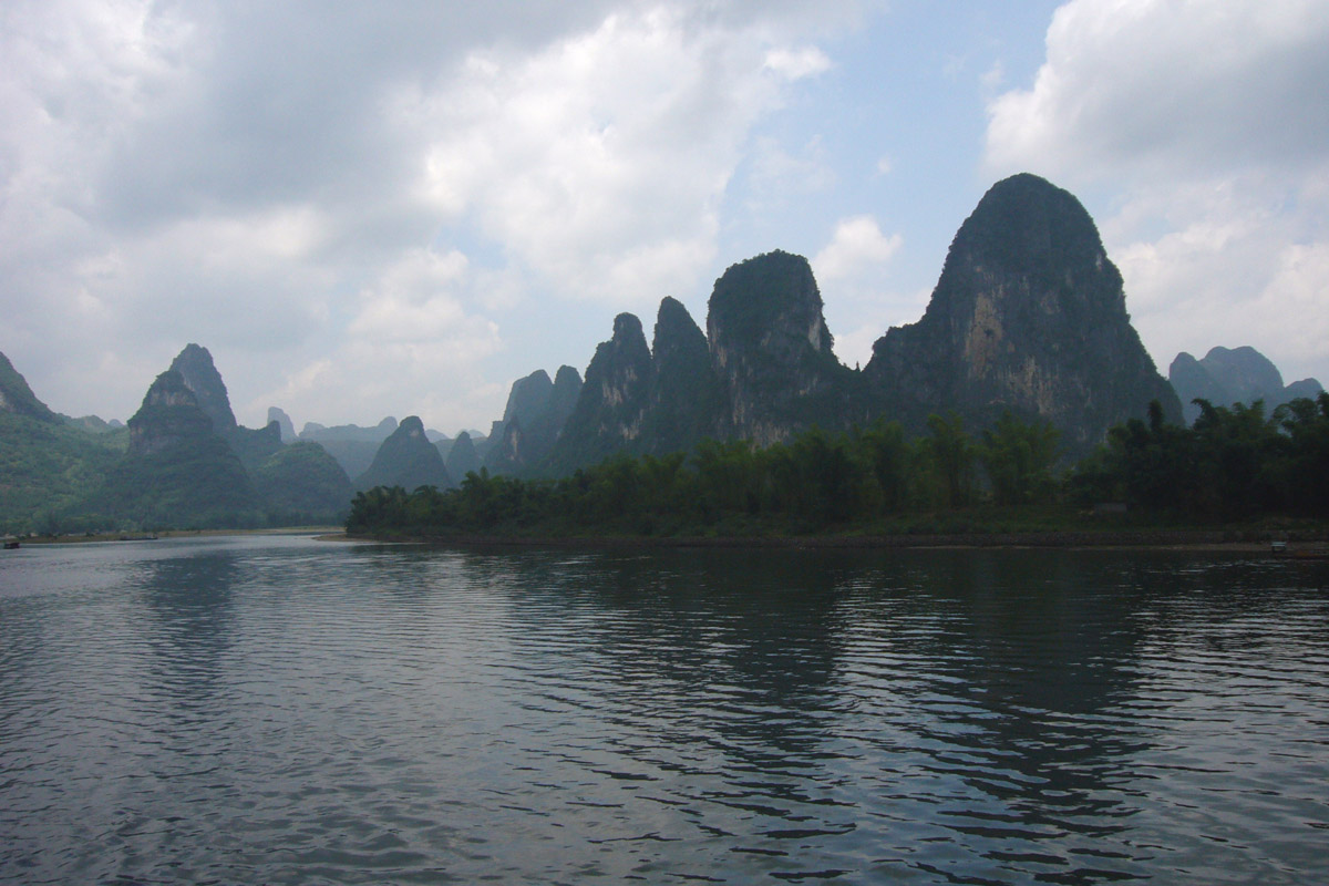 Lijiang River Li River amp; Its Cruise: Beautiful Scenery