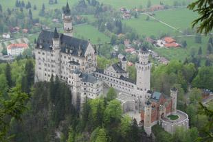 Neuschwanstein: The Bavarian Castle