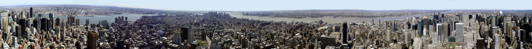 Pics Of New York Skyline. view of New York Skyline