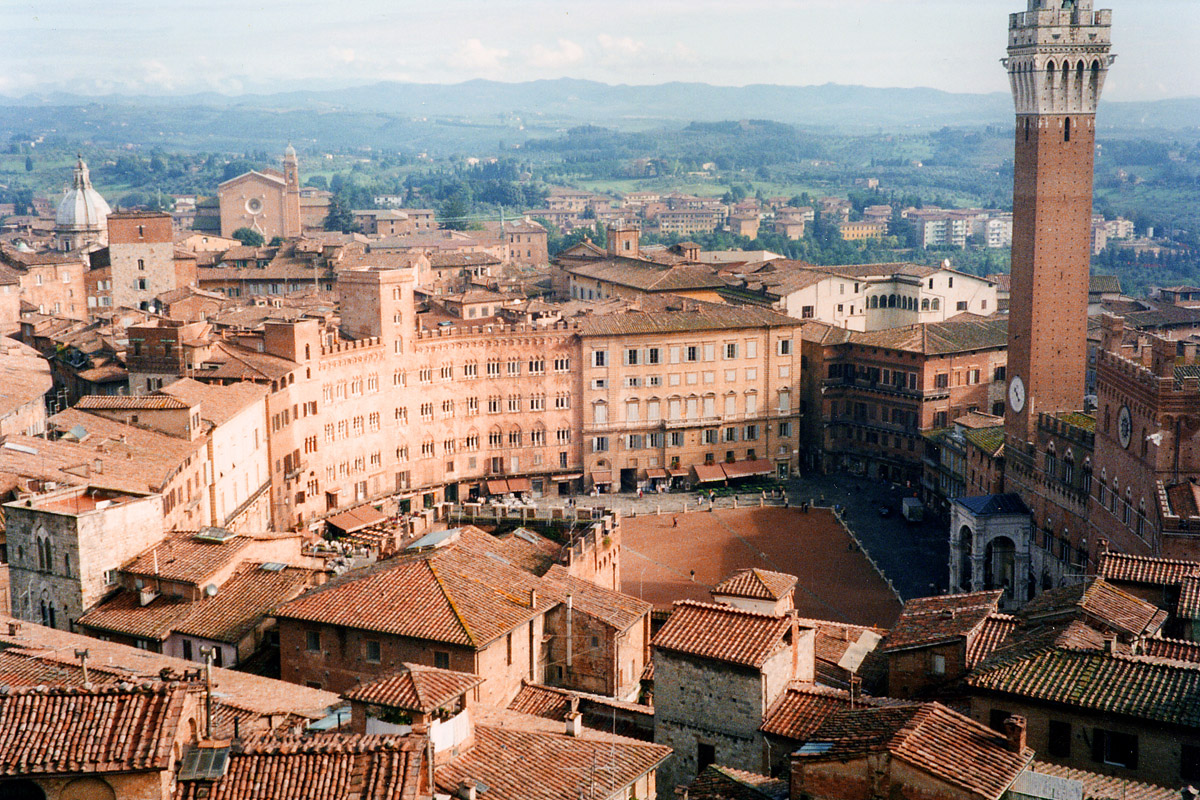 Italian Florence: Siena Attractions: Sienna Travel Guide