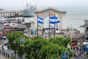 Pier 39 at Fisherman's Wharf