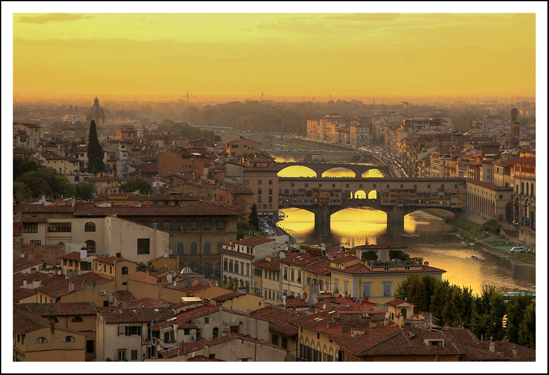 florence and its cityscape history pictures. Black Bedroom Furniture Sets. Home Design Ideas