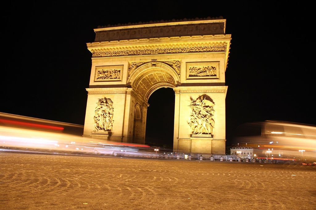 arc de triomphe facts history location paris. Black Bedroom Furniture Sets. Home Design Ideas