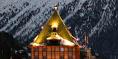 St Moritz in Engadine Valley