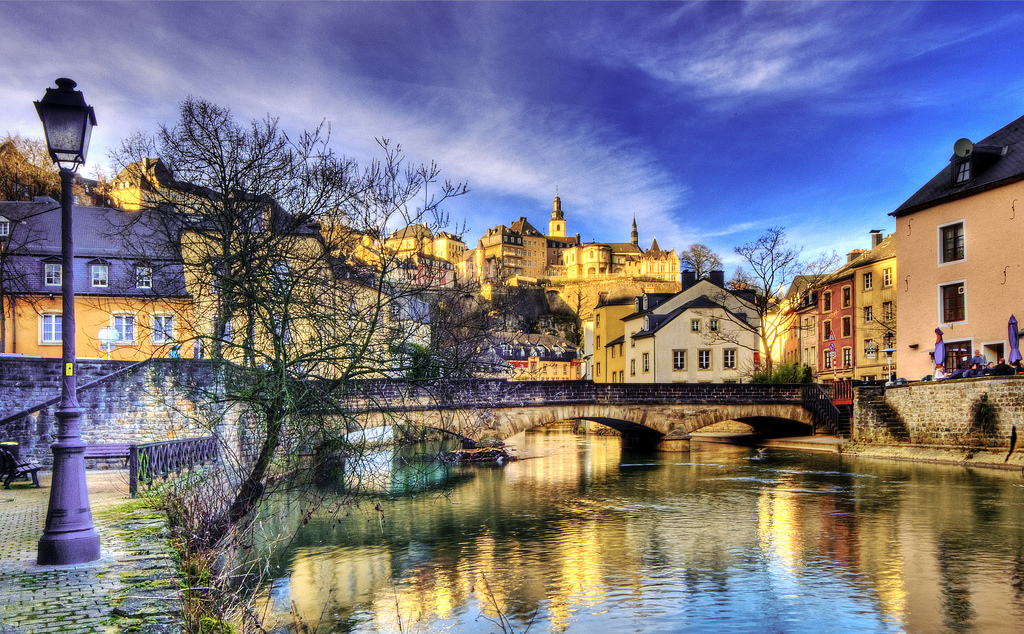 Luxembourg Tourist Information Facts Location