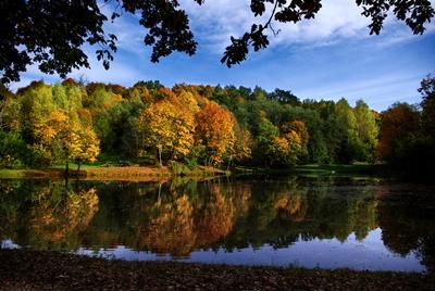 Autumn in Vilnius 400