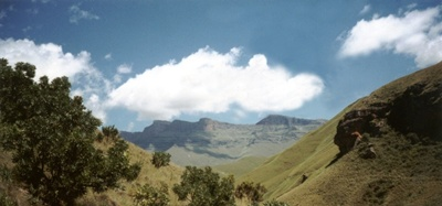 Drakensberg Mountains 400