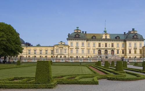 Drottningholm Palace main