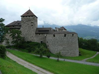 Liechtenstein - Schloss Vaduz 400