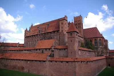 Malbork Castle 400